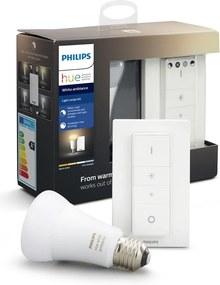 Philips LED Dimmelhető izzó Philips HUE WHITE AMBIANCE 1xE27/8,5W/230V 2200-6500K P3093