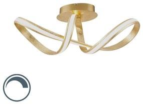 Design mennyezeti lámpa, LED-del, Belinda