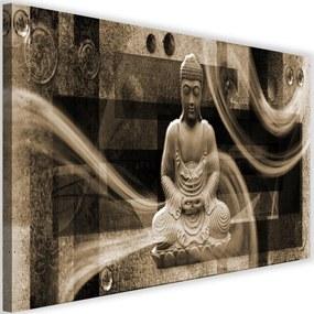 Modern kép 120x80cm – Modern Buddha 4