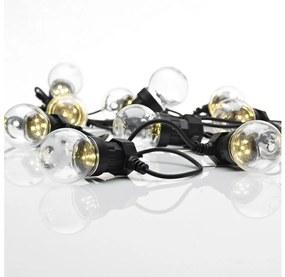 Markslöjd Markslöjd 703181 - LED Kültéri karácsonyi lánc DAKKE 10xLED/3,6W/230V IP44 750 cm ML0829