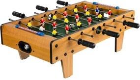 Mini asztali foci CHELSEA 70 x 37 cm - világos
