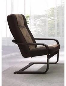 FLORA fotel, 94x65x72 cm, davo 1051/lotus 01