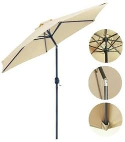 Dönthető, nagy méretű napernyő