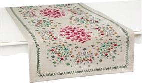 Flowers Tapestry asztali futó, 2 db - Madre Selva