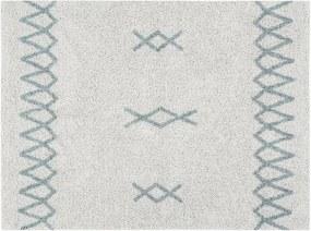 LC Mosható szőnyeg ATLAS Vintage Blue 120x160