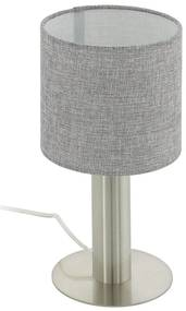 Eglo Eglo 97675 - Asztali lámpa CONCESSA 2 1xE27/60W/230V EG97675