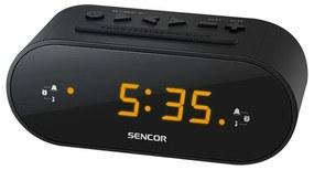 Sencor SRC 1100 B rádiós ébresztőóra