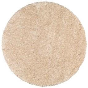 Aqua Liso krémfehér szőnyeg, ø 80 cm - Universal