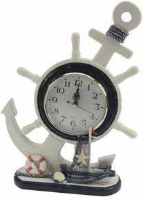 Kormány órával kék 32 cm
