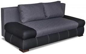 Rosso ágyazható, karfa nélküli kanapé 200 x 145 cm. a