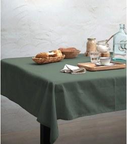 Light Green asztalterítő, 140 x 140 cm - Linen Couture