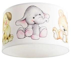 Belis Mennyezeti lámpa PETS 1xE27/60W/230V BE0135